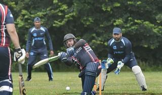 Voor Cricket Club Den Helder is het seizoen begonnen: 'Eindelijk is het weer zo ver, slecht geslapen door de spanning'
