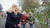 Hoornse basisschoolleerlingen op schoolpleinsafari: 'Heel leuk en leerzaam om er zelf mee aan de slag te gaan!' [video]
