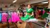 Sanne bij Succubus: 'Zonder petticoat voel ik me naakt'