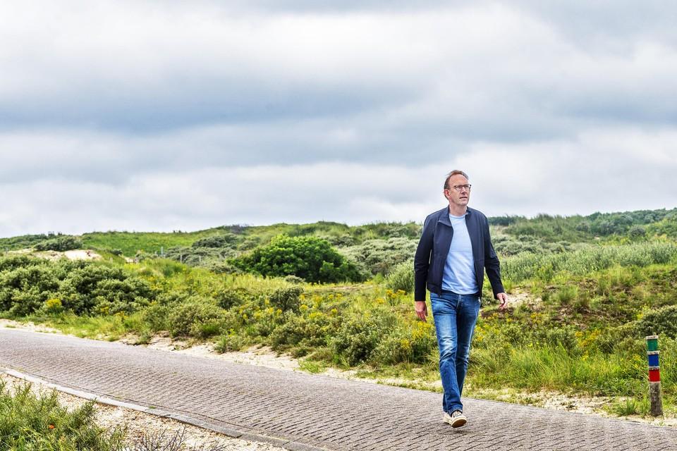 Onderweg met schrijver Martin Hendriksma.