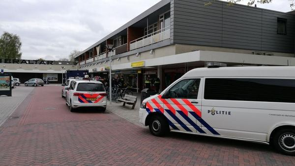 Overval geldtransport voorkomen in Zaandam