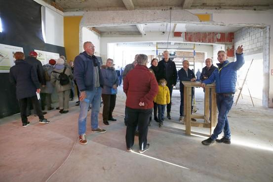 Veel belangstelling voor nieuwe appartementen Wooncompagnie: 'Geweldig wonen hier in Winkel'