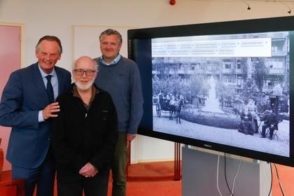 Gezonken fregat Huis te Warmelo krijgt dankzij nazaat Frans Visser (87) nu gezicht