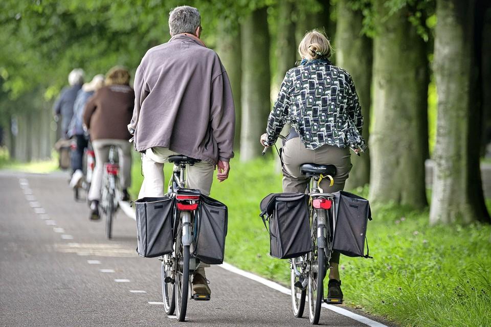 Elektrische fietsen zijn populair bij jong en oud.