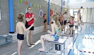 Het begon voor Sharon van Rouwendaal bij De Duinkikkers: 'Blonde vlechtjes en altijd een knuffel mee naar het zwembad' [video]