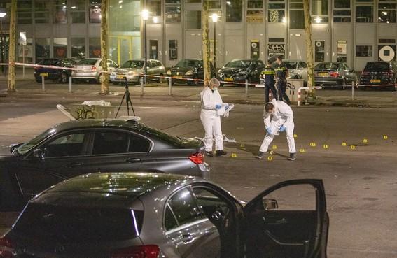 Dode schietpartij bij metrostation is Amsterdamse crimineel