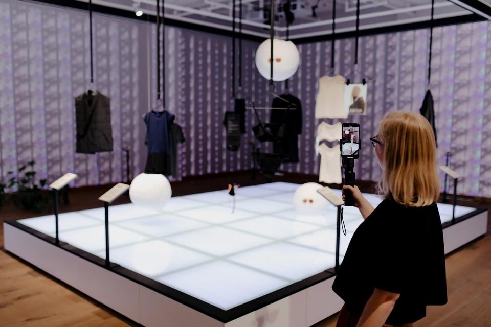 Het pand van het modemuseum is te vinden in hartje Amsterdam.