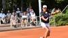 De toernooidirecteur was blij dat Alec Deckers niet naar Amersfoort ging. Nu schrijft hij hem bij als winnaar van het Boekweit Olie Tennis Toernooi