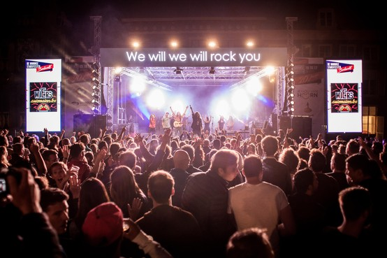 Bijna 140 acts op Stadsfeesten Hoorn: #Sameniszoveelleuker