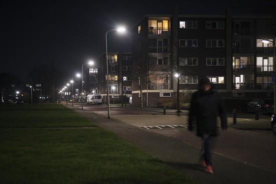 Protestactie tegen geweldsincidenten in Beverwijk en Heemskerk