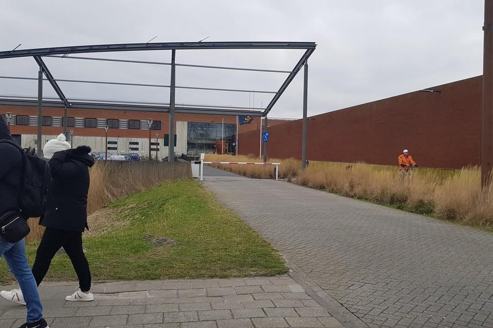 Asielzoekerscentrum Doggershoek.