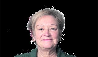 Rollatorreizen: 'We rollen u overal naar toe', zegt Ariane Blees (Column)