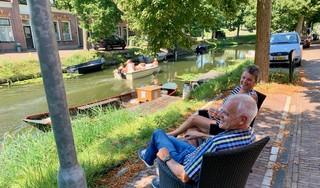 West-Friesland geniet van de zomerse warmte en koestert het water [video]