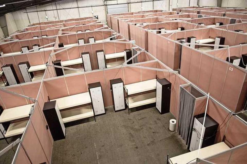 In 2015 werd ook al in Goes een noodopvang voor asielzoekers in de Zeelandhallen ingericht.
