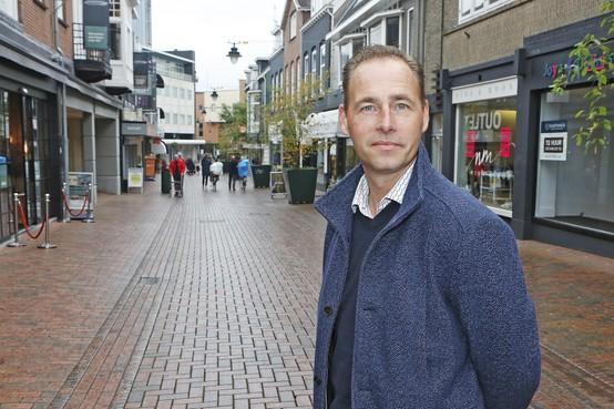 Hilversumse centrummanager over de leegstand, het C&A-pand, de KPN-centrale en de horeca: 'Ik zie bereidheid om te investeren, dat wekt vertrouwen'