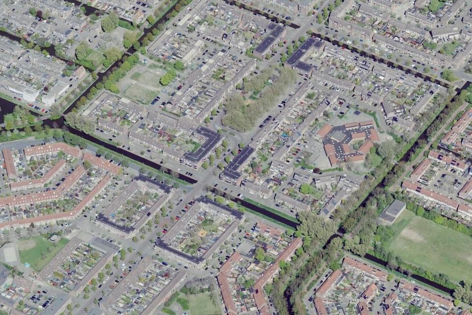 De Purmer-Noord in Purmerend. De Stadspartij wil weten waar de flexdrempels blijven.