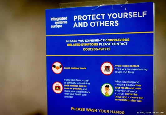 GGD GHOR: Paniek om coronavirus is niet nodig