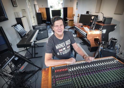 Het bijzondere bestaan van de Haarlemse filmmuziekmaker Guy Renardeau: kind aan huis in Hollywood