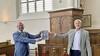 Stichting Oosterkerk wil glas-in-loodramen, mét een voorstelling, in alle vensters die nu nog blanco zijn; 'stripraam' Joost Swarte wordt op 17 december onthuld
