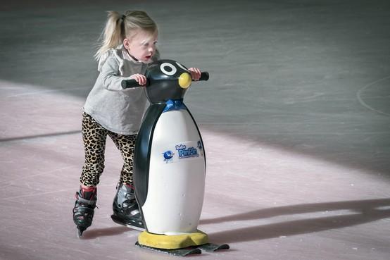 Vrijdagavond dansen op het Haarlemse ijs met dj FlexyFrank
