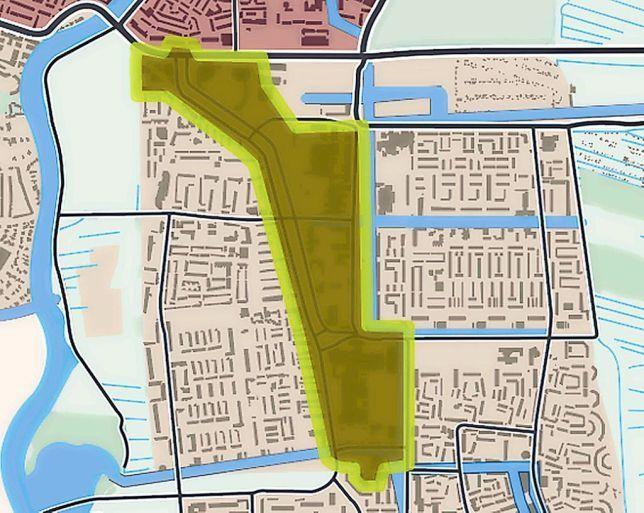 Fluorterrein in Haarlem-Schalkwijk goed voor 300 huizen