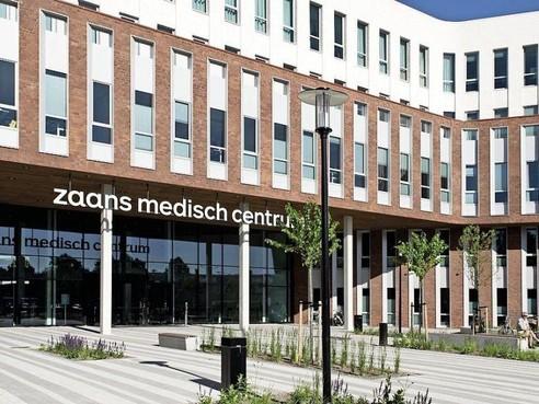 Vijf coronapatiënten op de IC van het Zaans Medisch Centrum