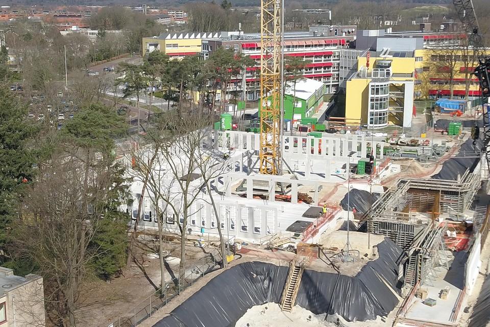 In 2022 gaat het nieuwe ziekenhuis open.