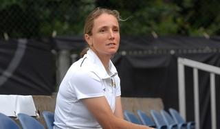 Heerhugowaardse tennisster Anousjka van Exel stond op alle grandslamtoernooien: 'Ik ben heel blij dat ik mezelf de kans heb gegeven om prof te worden en dat dat mij gelukt is'