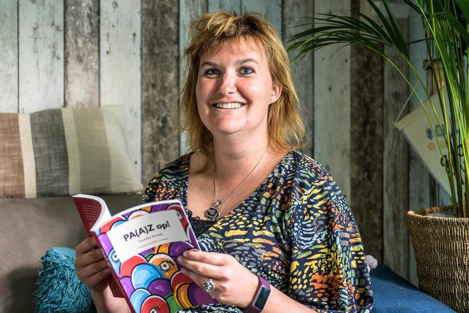 Roselien Brondy beschreef haar verblijf in een psychiatrische afdeling als een roman.