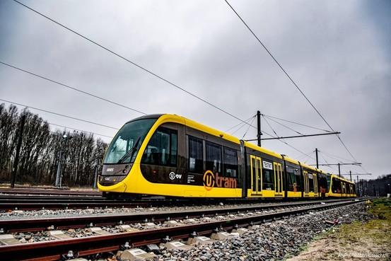 Utrecht neemt 'Uithoflijn' officieel in gebruik