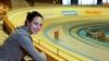 Oud-baanwielrenster Yvonne Hijgenaar bekijkt de sportwereld nu vanaf de zijlijn: haar vriend Roy van den Berg gaat voor goud op de Olympische Spelen