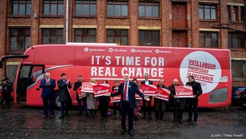 'Labour loopt in op Conservatieven'