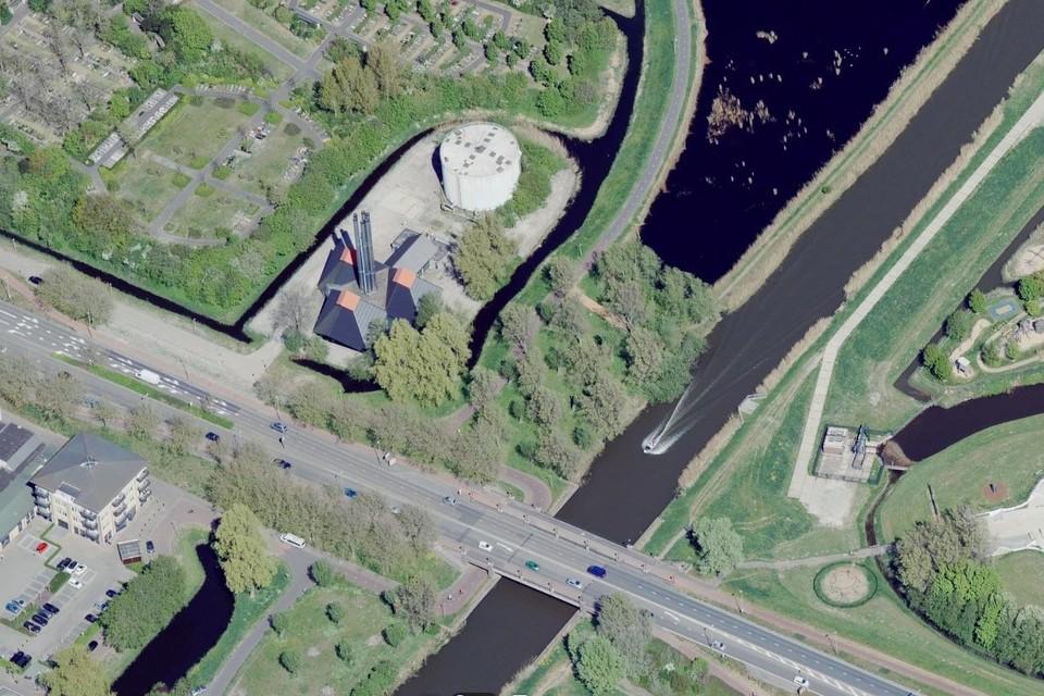 De locatie aan het Oudelandsdijkje leidde tot een golf van protesten.