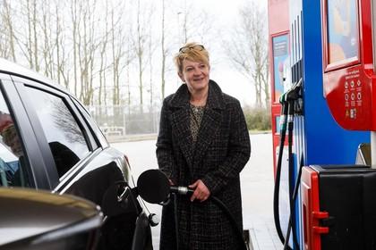 Benzine en diesel steeds goedkoper in West-Friesland