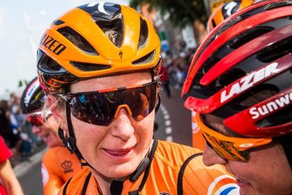 Wielrenster Amy Pieters uit Zwanenburg twee jaar langer bij Boels-Dolmans