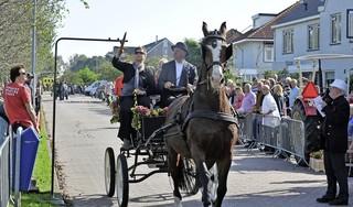Nooit meer ringsteken in Assendelft: Steeds minder animo voor paard en wagen