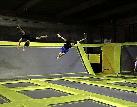 Veiligheid grootste risico voor trampolineparken