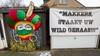 Bob Marley-schildering in Purmerend krijgt make-over als Zwarte Piet, antiracisme-activisten laaiend: 'Bewust mensen kwetsen'