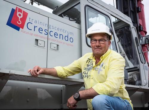 Crescendo in Hoorn is nieuw walhalla voor kraanwerkers