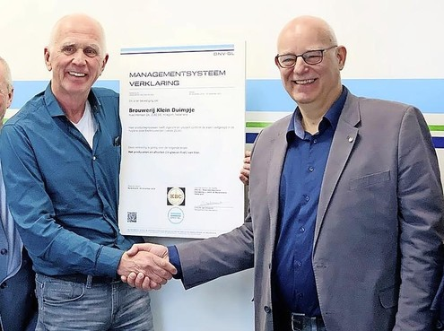 Keurmerk opent deuren voor Hillegomse bierbrouwerij Klein Duimpje