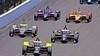 Rinus van Kalmthout valt na sterk begin terug in Indy 500 en finisht als achtste [video]
