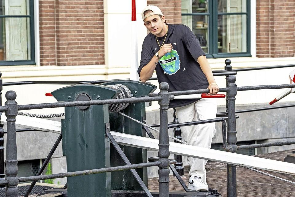ALES in zijn geboortestad Zaandam