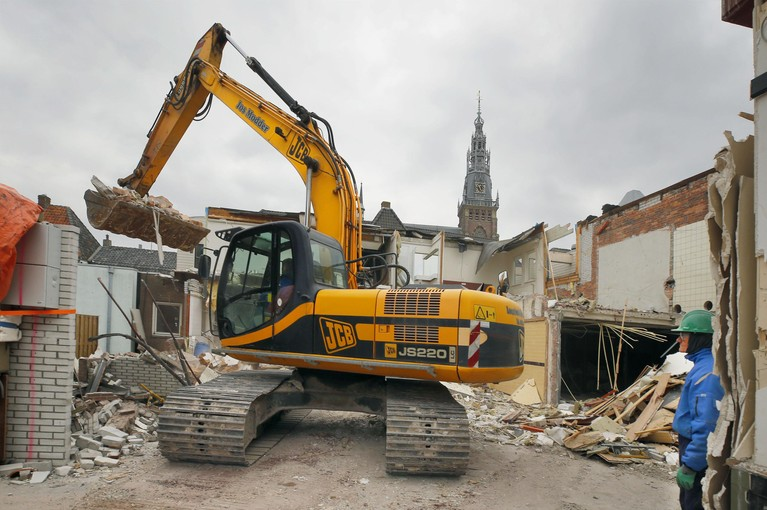 Reconstructie: metamorfose aan de Markt 22 in Schagen met fatale afloop voor Hotel Marktstad
