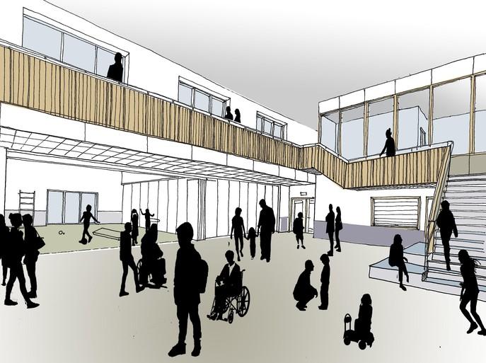 Onderwijscentrum voor kwetsbare kinderen krijgt vorm in Heerhugowaard