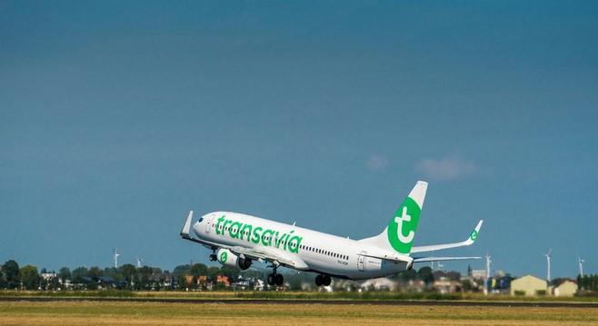 Transavia gaat naar IJsland vliegen