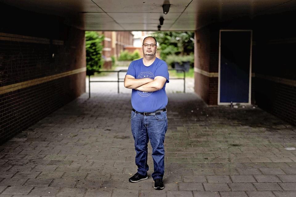 Ervaringsdeskundige Derk van Tongeren wil in gemeenteraad Zaanstad met de Partij voor de Minima.
