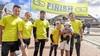 Oma Doortje uit Castricum legt 5000 kilometer af in Strandzesdaagsen: 'Ik doe het voor de gezelligheid'
