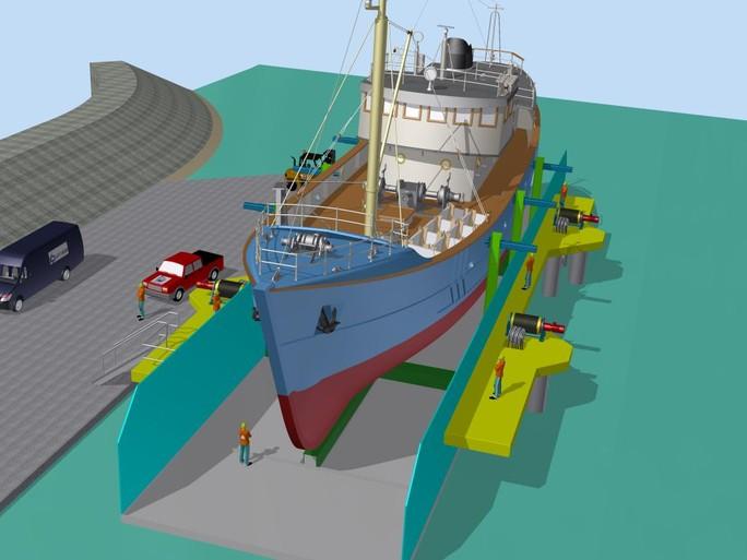 Overeenkomst over huur van de kade in vissershaven van Den Oever, nog een ronde te gaan voor Hollands Kroon en dokbedrijf Luyt