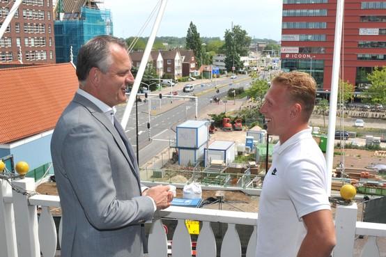 Sportwethouder Gerard Slegers wil meer topsportevenementen in Zaanstad