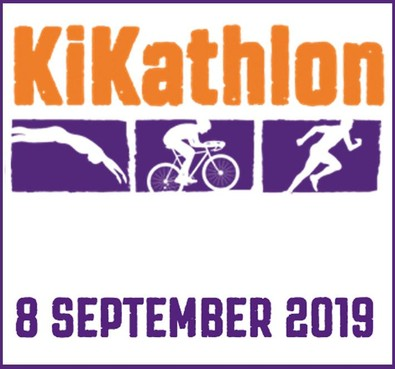 Zwemmen, fietsen, rennen voor KiKa in Zaanse KiKathlon
